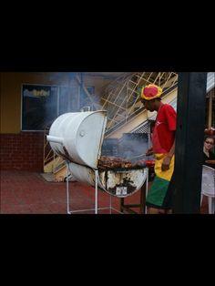 Ocho Rios Jamaica - definitely needing some jerk chicken!