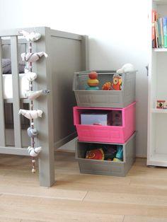 comment garder la chambre de ses enfants rang e on pinterest 24 p. Black Bedroom Furniture Sets. Home Design Ideas
