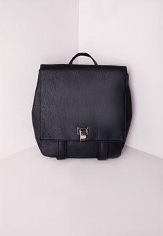 Formal Backpack Black