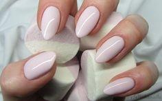 baseveheinails: Swatches: Semilac - 128 Pink Marshmallow