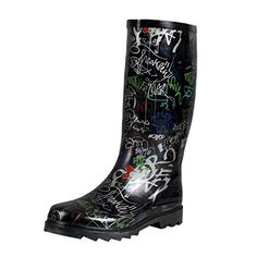 West Blvd Women's Mid Calf Waterproof Rainboots *** You can find more details by visiting the image link. http://www.amazon.com/gp/product/B00K5829OW/?tag=clothing8888-20&phi=270916093605