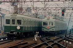 方向板を付けた電車たち…関西編(下)