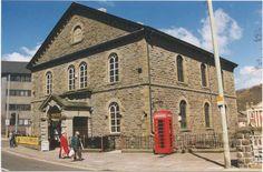 pontypridd wales   eglwysilan groeswen chapel congregational