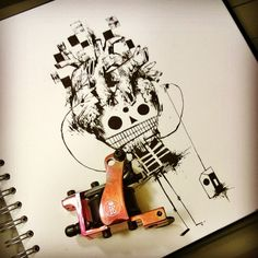 #stefanoarici #scarabiss #tattoo #tatouage #tatuaje #taty #tatt #tatts flash #flashtattoo #blackwork #blackworkers #ink #inked #rghstuff #graphic #skull #heart #artbrut #illustration #illustrazione #instaart