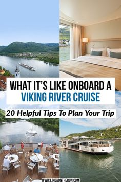 Planning a Viking River Cruise is a dream vacation! These Viking River Cruise tips will prepare you for your European River Cruise! River Cruises In Europe, European River Cruises, Cruise Europe, Cruise Travel, Cruise Vacation, Vacation Trips, Dream Vacations, Viking Rhine River Cruise, Danube River Cruise