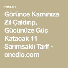 Görünce Karnınıza Zil Çaldırıp, Gücünüze Güç Katacak 11 Sarımsaklı Tarif - onedio.com