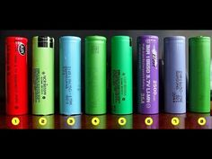 Vaping Batteries Explained: What to buy? What is the Best Battery?