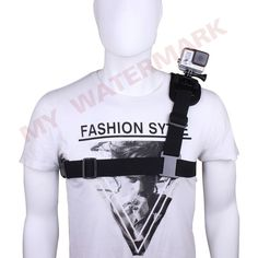 GO  PRO New Shoulder Strap  For GoPro HD Hero 3+  3 2 1 Camera  Accessories