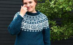 Ravelry: Højbjerg Pullover pattern by Signe Lisabeth