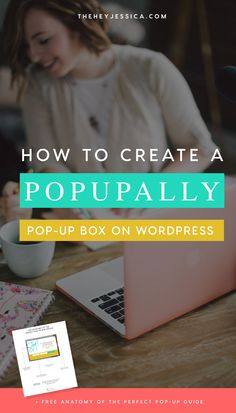How to Create a PopU