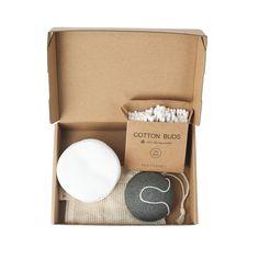 16 Pack Reusable Bamboo Cotton Makeup Remover Pads with Bamboo box Bamboo Box, Eco Products, Makeup Remover Pads, How To Remove, Packing, Cotton, Bag Packaging