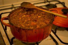 [Homemade] Now it's getting colder I made a winter favourite: Sausage Cassoulet http://ift.tt/2fhRj2P