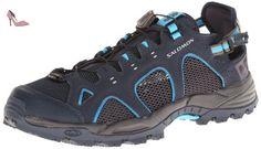 Salomon Techamphibian 3, Chaussures de Marche Nordique Homme, Bleu, Blau  (Deep Blue