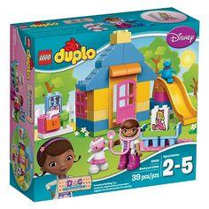 LEGO® Duplo Doc McStuffins Backyard Clinic