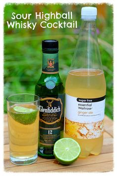 Whisky Cocktails with Glenfiddich, with fruity summer flavours #shop #cbias