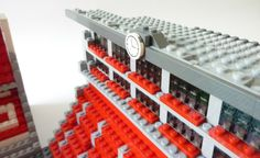 See amazing Lego versions of Anfield, Highbury, Goodison Park and more Premier League grounds Arsenal Fc, Arsenal Football, Lego Sports, Goodison Park, Fa Cup Final, Good Soccer Players, Soccer Games, Old Trafford, European Football