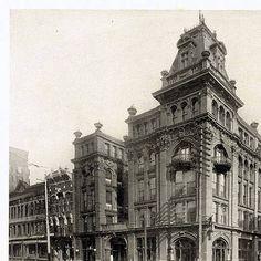 Morris Hotel, First Avenue and 19th St. Birmingham, AL
