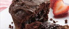 "Known also as ""lava cakes,"" molten cakes are the answer to the most decadent chocolate craving. Here's an easy version using cake mix."