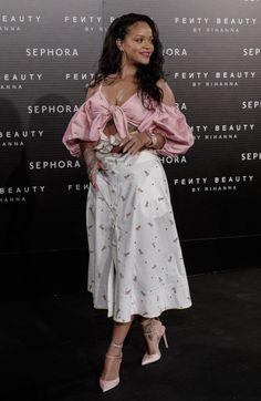 Fenty Beauty Madrid Launch