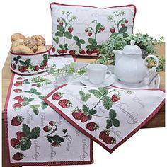 tischl ufer tischsets und kissen lavender von sander. Black Bedroom Furniture Sets. Home Design Ideas