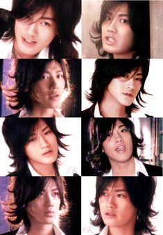 Akanishi Jin, Actors & Actresses