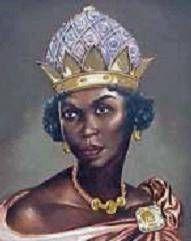 Nzinga Mbandi Rainha de Angola (cerca de 1580-1663) Também conhecida como Jinga, Singa, e Zhinga, ela liderou uma revolta fracassada contra o governo colonial Português depois de uma briga sobre o controle do comércio de escravos. Dois de seus líderes de guerra foram supostamente suas irmãs, seu conselho de assessores continha muitas mulheres, e as mulheres foram chamados para servir em seu exército. Nzinga formaram uma confederação de outras tribos e aliou-se com os holandeses, continuando…