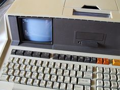 HP 85 by retrocomputers, via Flickr
