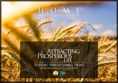 🌈 Open to ALL ⏰ December 15, 2020 Tuesday (7:30 pm - 9:00 pm) 🌞 Enrichment Talk on : Attracting a Prosperous Life ❤️ by Dr. Hengameh Fazali Pranic Healing Instructor Arhatic Yoga Practitioner Certified Pranic Healer Executive Director, Prana World Malaysia ✅ Join Zoom Meeting: phfp.ph/tuesday Meeting ID: 815 6741 0944 Passcode: pranic For inquiries: 09178527434 pranichealingphilippines@gmail.com