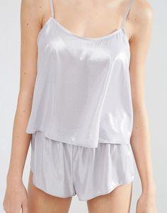 ASOS | Пижамный комплект с шортами ASOS Naomi