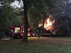 Woning in Ugchelen door brand verwoest - De Stentor