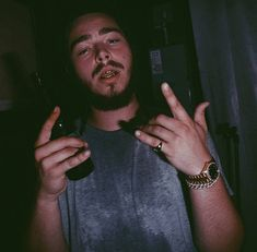 Post Malone Sauced On Mpls — Greenroom Magazine