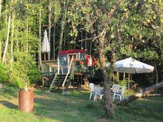 Camping France, Limousin, Pop Up, Gazebo, Frans, Outdoor Structures, Patio, Outdoor Decor, Holiday