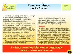 Apostila de atividades crianças 1 a 2 anos