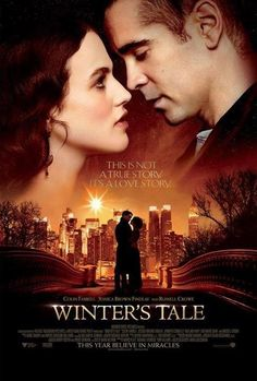 Winter's Tale (2014) Directed, Produced and Written by #AkivaGoldsman Based on #WintersTale by #MarkHelprin Starring #ColinFarrell #JessicaBrownFindlay #JenniferConnelly #WilliamHurt #EvaMarieSaint #RussellCrowe #WillSmith #Hollywood #hollywood #picture #video #film #movie #cinema #epic #story #cine #films #theater #filming #movies #moviemaking #movieposter #movielover #movieworld #movielovers #movienews #movieclips #moviemakers #drama #filmmaking #cinematography #filmmaker #screen #screenplay Jessica Brown Findlay, Colin Farrell, William Hurt, Movie Talk, Romantic Comedy Movies, Martial Arts Movies, Russell Crowe, Adventure Movies, Winter's Tale