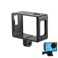 Sjcam Sj4000 Accessories Plastic Frame Case For Sj4000 Sj6000 Protective Side Border Frame For Sj4000 Wifi Sport Action Camera