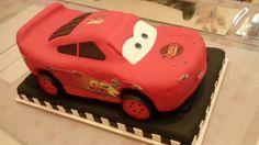 Car cake ⚡