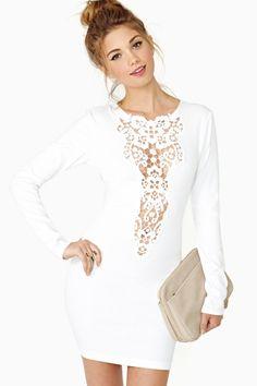Dream Springs Dress#NASTYGAL