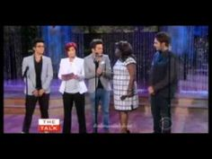 "▶ Il Volo en The Talk ""Can you feel the love tonight"" & Interview - YouTube"