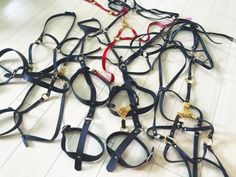 goodies  #leather #harness #leatherharness #choker #accesories #jewelry #jewlery #leathergoods #designer #handmade #handmadejewelry #fashion #fashionable #fashionista by vladimirandreiescu #tailrs