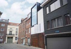 nieuwbouw HA - blanco architecten -- fotografie: Kristel Merckx