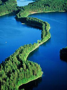 Finlandia, la tierra de los 187.888 lagos | europa | Ocholeguas | elmundo.es
