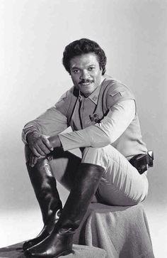 Billy Dee Williams aka Lando