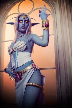 Azshara, Queen of Kalimdor by Narga-Lifestream on deviantART… check it out: www.pinterest.com…