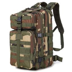 YUETOR 35L Molle Hunting, hiking, Assault Pack. Mochila Military Tactica Outdoor.