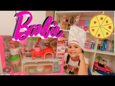 videos #isabellove - YouTube Pizza Chef, Barbie, Videos, Youtube, Box, Happy Children, Pizza, Toys, Boxes