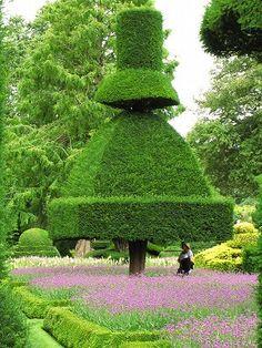 Levens Hall & Gardens - Cumbria, England
