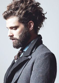 Men Hairstyle With Beard Ideas To Stay Stylish