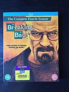 Breaking bad - #series 4 - complete (blu-ray, #2013, #3-disc set),  View more on the LINK: 	http://www.zeppy.io/product/gb/2/112137451901/