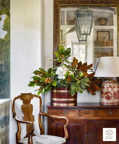 Warm Dining Room, Dining Rooms, English Country Style, French Country, Garden Sink, Make Design, Home Living Room, House Tours, Accent Decor