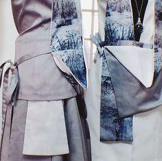 Magdalena Butnariu - RomanianDesignWeek 2014, close-up romanian designer fashion details unique